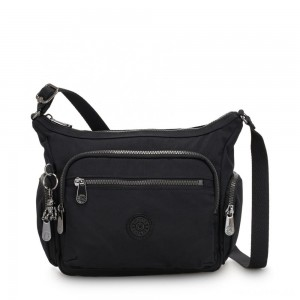 Kipling GABBIE S Crossbody Bag with Phone Compartment Rich Black