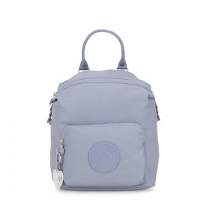 Kipling NALEB Small Backpack with tablet sleeve Belgian Blue