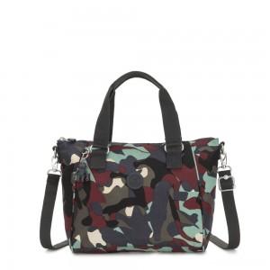 Kipling AMIEL Medium Handbag Camo Large