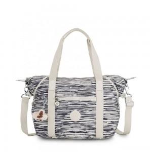 Kipling ART Handbag Scribble Lines