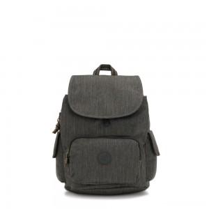 Kipling CITY PACK S Small Backpack Black Indigo