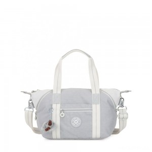 Kipling ART MINI Handbag Active Grey Bl