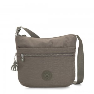 Kipling ARTO Shoulder Bag Across Body Seagrass
