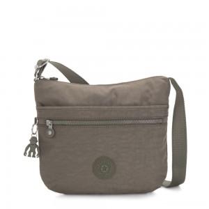Kipling ARTO Shoulder Bag Across Body Seagrass