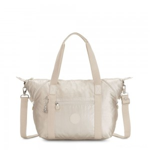 Kipling ART Handbag Cloud Metal