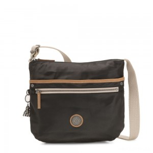 Kipling ARTO Shoulder Bag Across Body Delicate Black