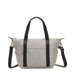 Kipling ART Handbag Chalk Grey