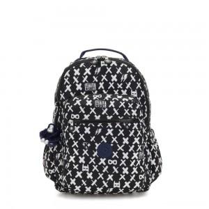 Kipling SEOUL GO Large Backpack with Laptop Protection Boy Hero