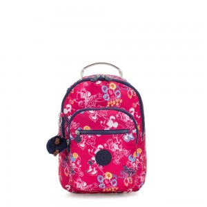 Kipling D SEOUL GO S Small Backpack with tablet protection