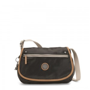 Kipling KOUROU Cross-body Bag Delicate Black