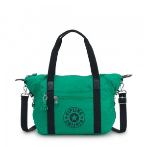 Kipling ART NC Lightweight Tote Bag Lively Green