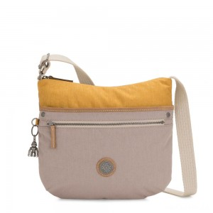 Kipling ARTO Shoulder Bag Across Body Bold Fungi Block