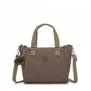Kipling AMIEL Medium Handbag True Beige