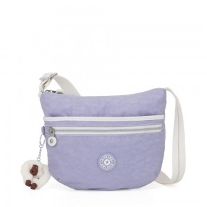Kipling ARTO S Small Cross-Body Bag Active Lilac Bl