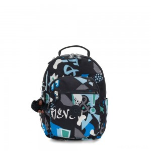 Kipling SEOUL S Small backpack with tablet protection Epic Boys