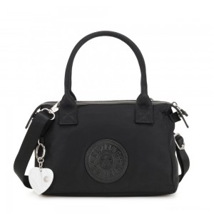 Kipling LERIA Small Shoulderbag with adjustable and removable shoulderstrap Meteorite