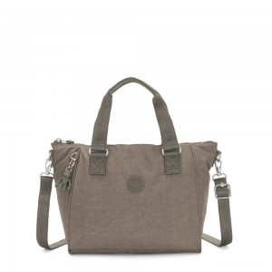 Kipling AMIEL Medium Handbag Seagrass
