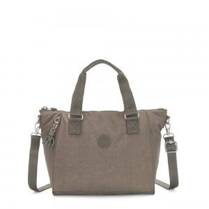 Kipling AMIEL Medium Handbag Seagrass