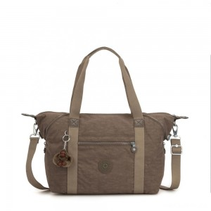 Kipling ART Handbag True Beige
