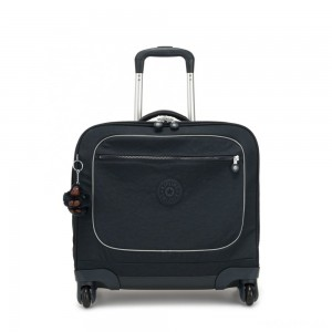 Kipling MANARY 4 Wheeled Bag with Laptop protection True Navy
